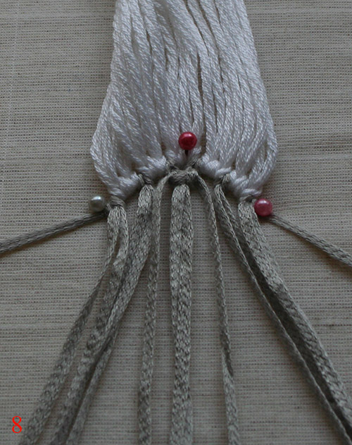 плетем лоб