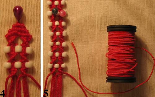 Макраме схемы плетения для