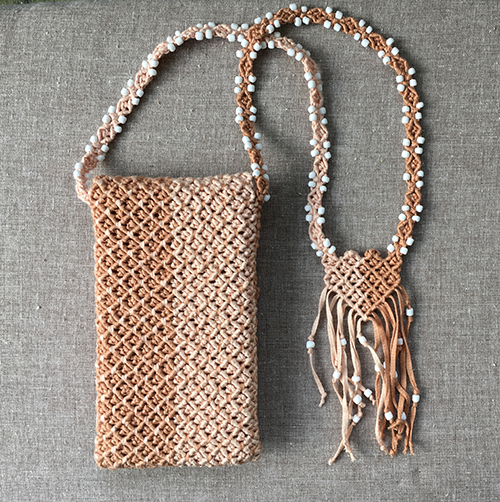 Макраме своими руками сплести сумку 79