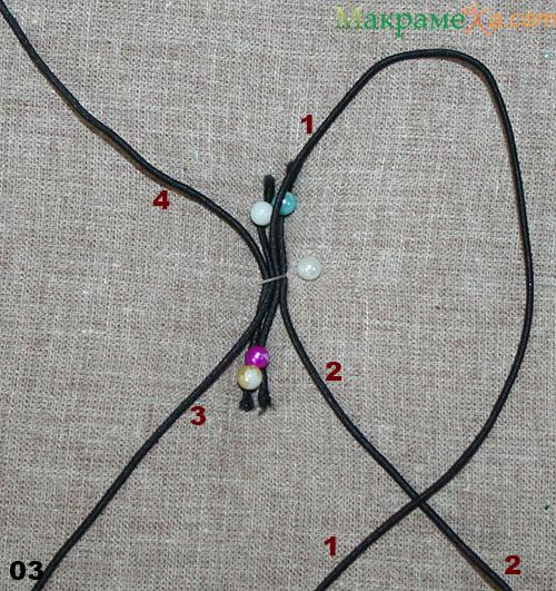 лотос резинка для волос макаре