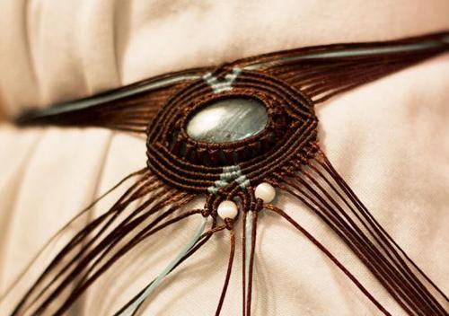 плетем пятый ряд