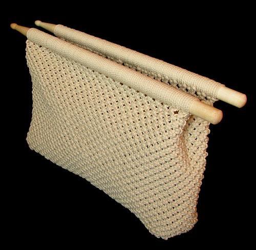 Кашпо макраме: схемы плетения
